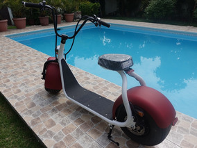 Scooter Electrico Moto Electrica Original Seev City Coco