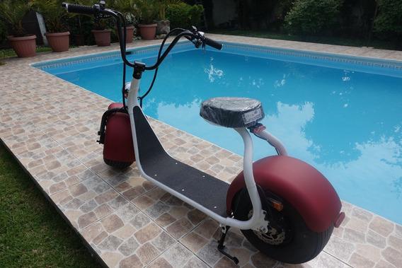 Scooter Eléctrico Moto Eléctrica Original Seev City Coco