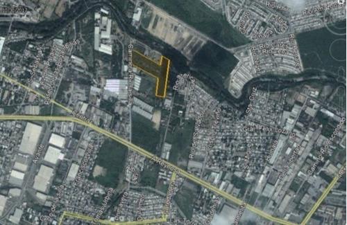 Imagen 1 de 4 de Terreno Industrial En Guadalupe