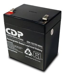 Batería Para Ups Cdp 12v De 4.5ah Icb Technologies