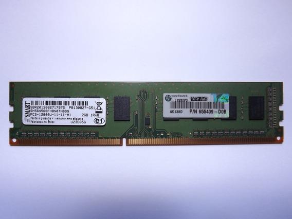 Memoria Desktop 2gb Ddr3 1600mhz Smart