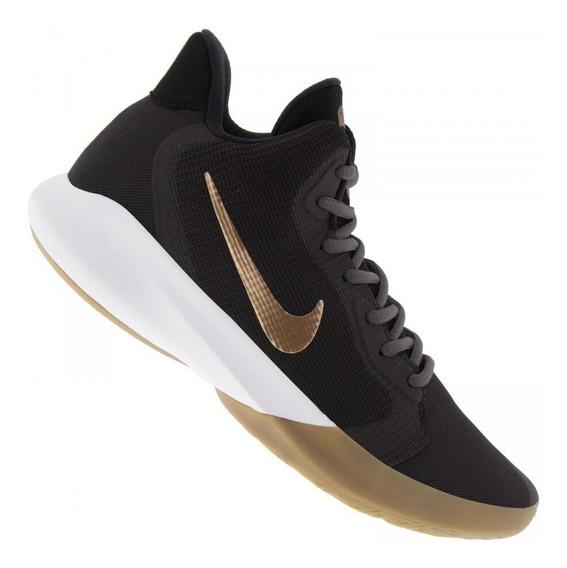 Tenis Basquete Nike Precision Iii Pto/dou Aq7495-008