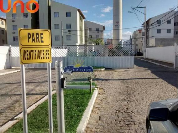 Apartamento Linear Em Turf Club - Campos Dos Goytacazes - 2673