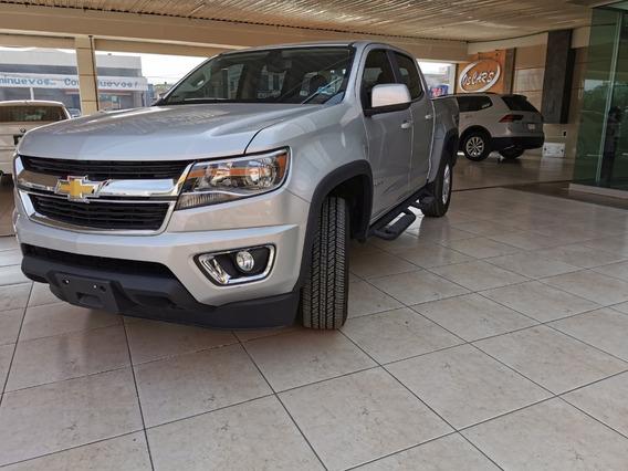 Chevrolet Colorado 2018 4x4 Ltz Paq C