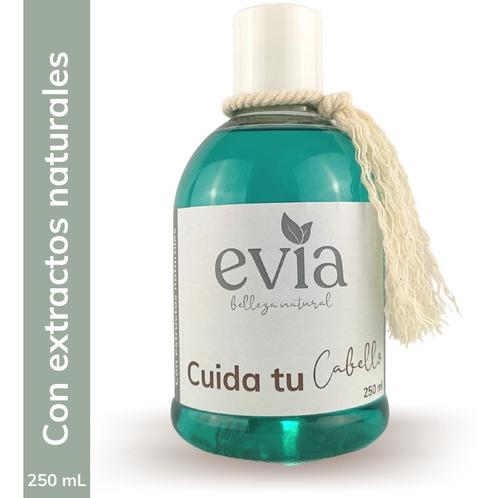 Imagen 1 de 2 de Shampoo De Sábila Con Extractos Naturales