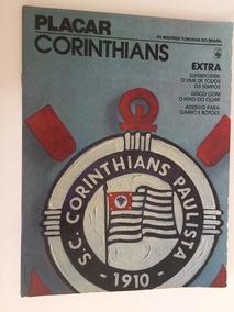 Revista Placar Corinthians As Maiores Torcidas Do Brasil