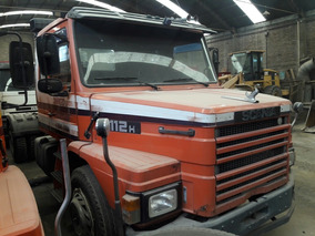 Scania Scania 112h 320hp