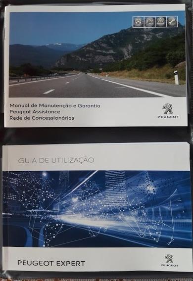 Manual Completo Peugeot Expert Original Ano 2017 Promoção