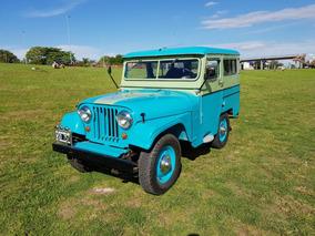 Jeep Ika 1962 De Coleccion