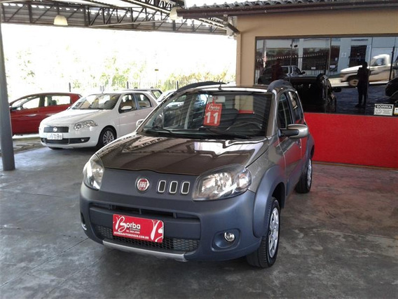 Fiat Uno 1.4 Evo Way 8v Flex 4p Manual 2011/2011
