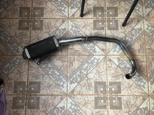 Escamento Fortuna Para Moto Titan 160