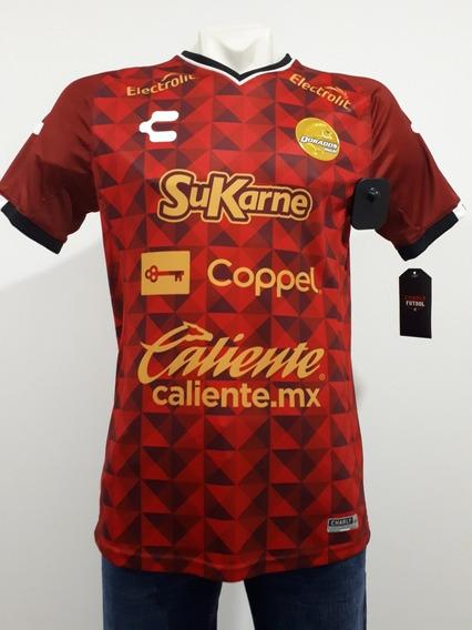 Jersey Dorados Sinaloa 2018 2019 Portero Rojo Charly