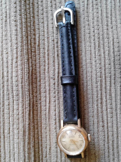 Relógio De Luxo Mondaine 17 Rubis Corda Inquebrável 23/21