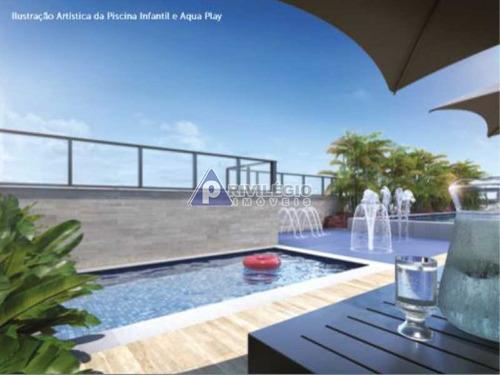 Apartamento À Venda, 3 Quartos, 1 Suíte, 2 Vagas, Maracanã - Rio De Janeiro/rj - 23504