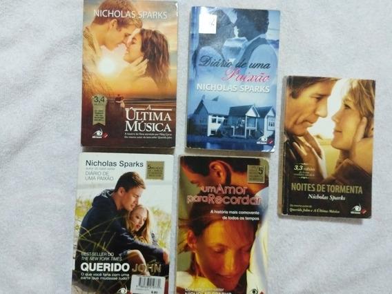 Livros De Bolso - Nicholas Sparks