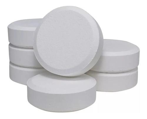 Tricloro Tabletas 3 Pulgadas 1 Kgs Pastilla Para Alberca