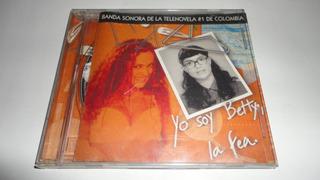 Cd Banda Sonora Yo Soy Betty La Fea Ljp