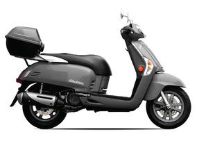 Moto Scooter Kymco Like 200i - 0km Nueva Lidermoto