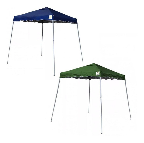 Tenda Gazebo Base 2.4x2.4 Dobrável Barraca Articulada