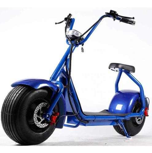 Moto Scooter Eléctrico Citycoco Batería Litio 2 Ocupantes