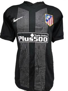Camisa Atlético Madrid Preta Lançamento