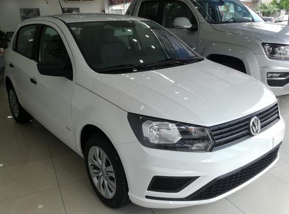 0km 2019 Volkswagen Gol Trend Trendline No Argo No Fiesta 12