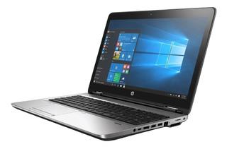 Hp Probook 650 G3 Core I5 7ma Ge 4gb 500gb 15.6 W10 Tec Lima