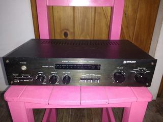 Amplificador Vintage Dynaco Gx-e90 Con Upgrade!!