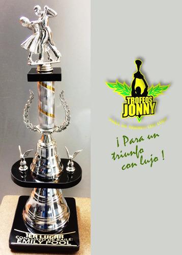 Imagen 1 de 2 de Trofeo Baile Danza Concurso