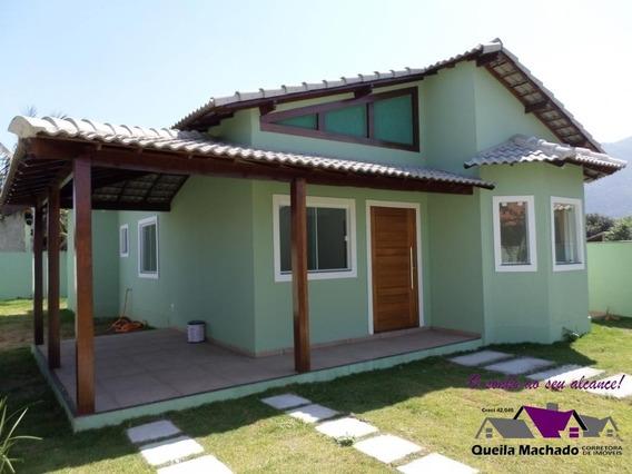 Linda Casa C 3 Qts Em Itaipuaçu! - 80