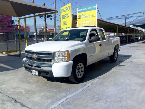 Silverado Cab, Extendida 2009