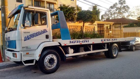 Caminhão Guincho Plataforma Mb 1214