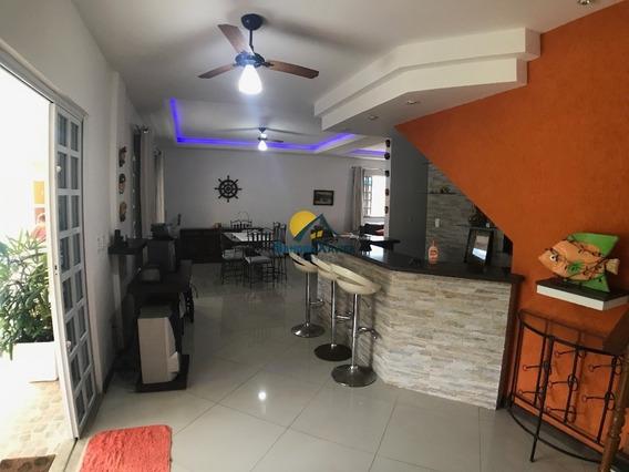 Casa Triplex A 100 M Da Praia - Ar00636