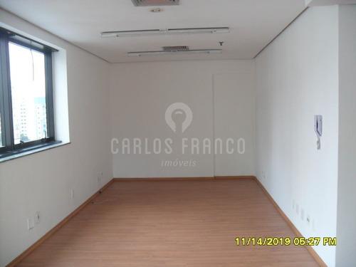 Jardim Paulista - Conj. Comercial - 35m2 - 1vaga - Cf66218