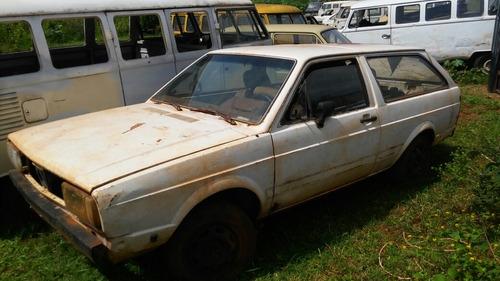 Volkswagen Parati 1984