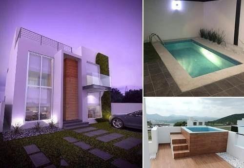 Imagen 1 de 14 de Residencia En Bio Grand Con Alberca Y Jacuzzi Propia, Roof G