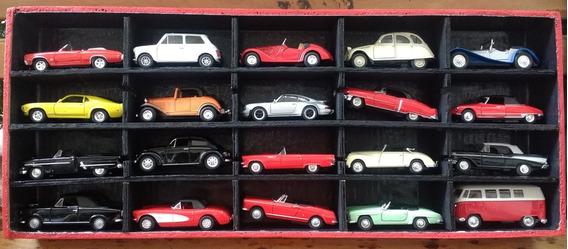 Colección De Autos Clásicos De Clarín- 20 Autos