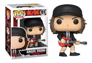 Funko Pop Angus Young #91 Acdc Ac Dc Jugueterialeon