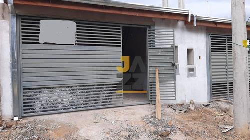 Casa Com 2 Dormitórios, Sendo 1 Suíte, À Venda, 70 M² Por R$ 280.000 - Vila Carlota - Sumaré/sp - Ca13192