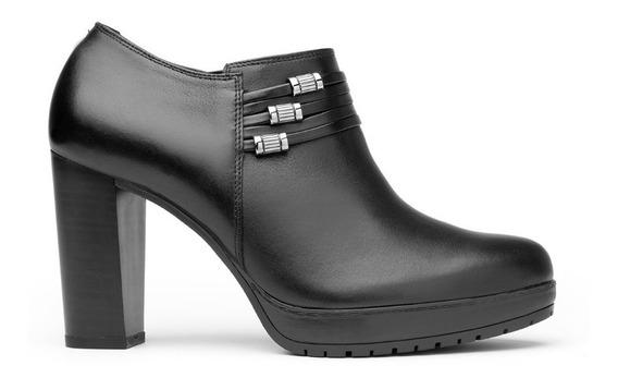 Flexi Zapato Vestir Plataforma Dama Nuevo Envío Gratis 41802