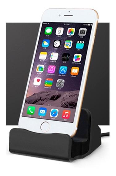 Carregador Dock Station Para iPhone Se 6 7 8 X Xr Xs