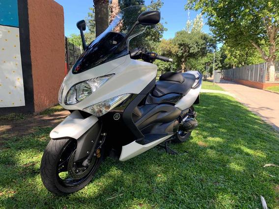 Yamaha Tmax 500 Unica Con Accesorios!!!!!!
