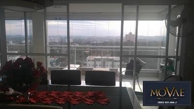 Apartamento Com 190 M², 3 Dormitórios - Vila Adyana - Ap3902