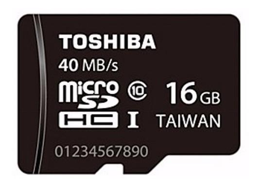 Promocao Profissional De Toshiba 16gb Microsd