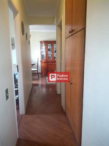 Apartamento À Venda, 60 M² Por R$ 285.000,00 - Interlagos - São Paulo/sp - Ap28550