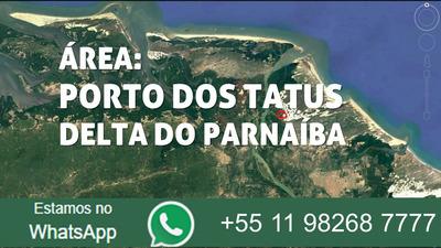Área / Fazenda - Delta Do Parnaíba - Na Porta Do Delta!