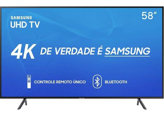 Televisão Smart Samsung 58
