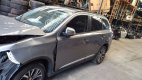 Mitsubishi Outlander 3.2 D 2016 Batiba C Chave P Conserto