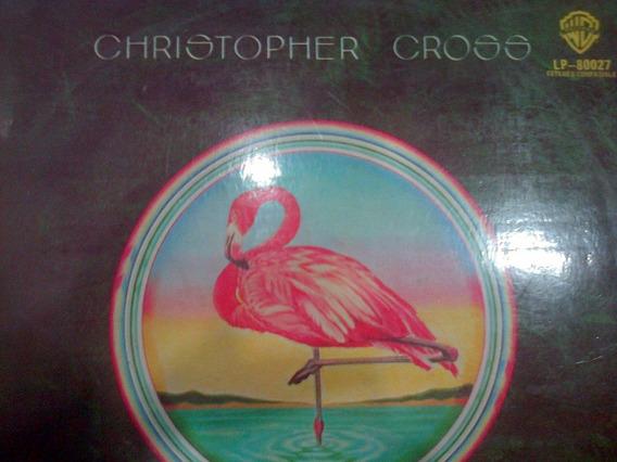 Christopher Cross Lp Vinilo Nacional Dialogomusical