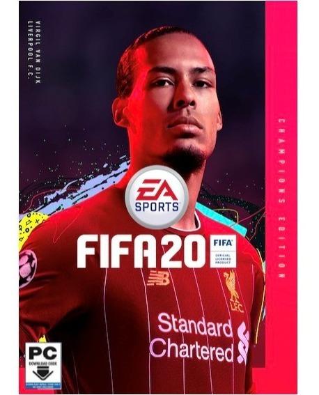 Jogo Futebol Fifa 20 Mida Digital Envio Imediato